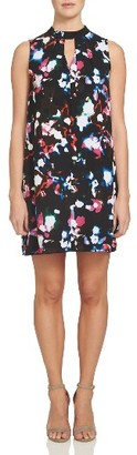 Women's 1.state Keyhole Neck Shift Dress $119 thestylecure.com