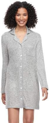 Sonoma Goods For Life Women's SONOMA Goods for Life Notch Collar Sleepshirt