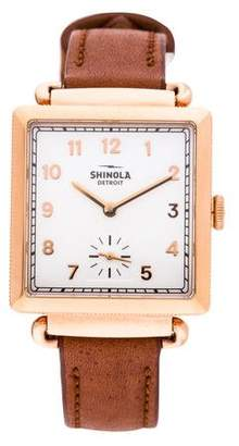 Shinola The Cass Watch
