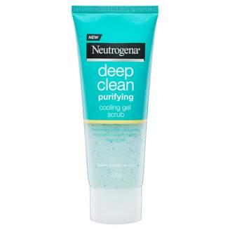 Neutrogena Deep Clean Purifying Cooling Gel Scrub 100 g
