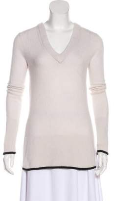 Rag & Bone Cashmere V-Neck Sweater