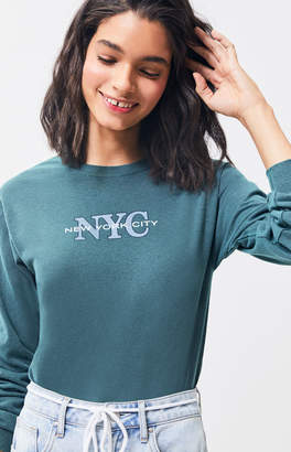 PS / LA New York City Long Sleeve T-Shirt