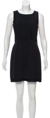 MAISON KITSUNÉ Woven Sleeveless Dress w/ Tags