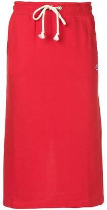 Champion (チャンピオン) - Champion drawstring-waist skirt