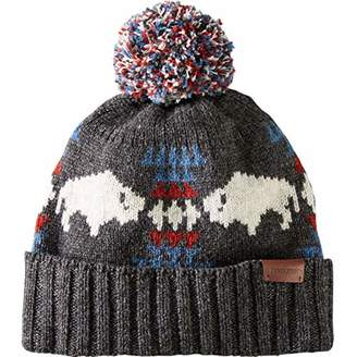 Pendleton Men's Beanie Hat Pom
