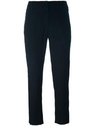 Ann Demeulemeester tailored cropped trousers