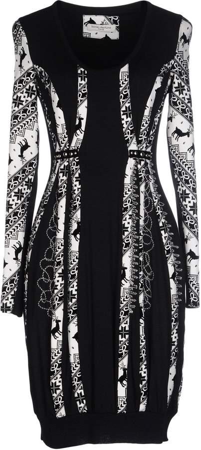 SONIA FORTUNA Short dresses - Item 34620185