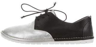 Marsèll Leather Lace-Up Oxfords