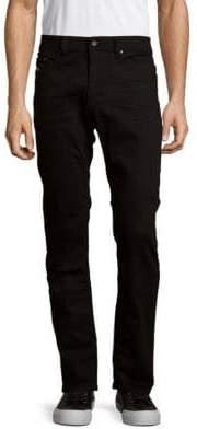 Diesel Safado Solid Cotton-Blend Pants