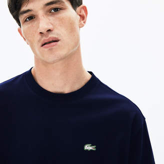 Lacoste Men's LIVE Loose-Fit Cotton T-shirt