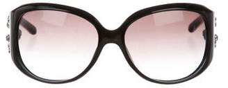Christian Dior Round Gradient Sunglasses