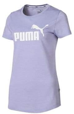 Puma ESS Logo Heather Tee