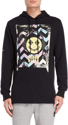 Religion Vibes Pullover Hoodie