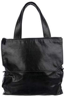 Alexander Wang Leather Flap Tote