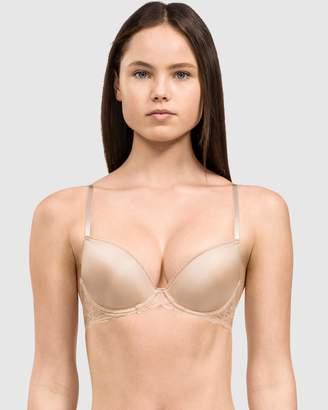 dfe60d2cfb Calvin Klein Seductive Comfort Demi Lift Bra