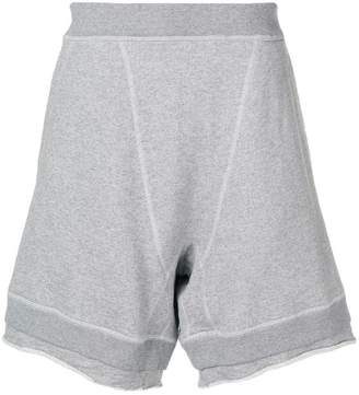 DSQUARED2 wide leg shorts