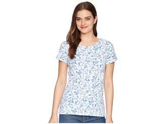 Joules Nessa Printed Jersey T-Shirt Women's T Shirt