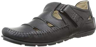 TBS Mens 40scampy78 54 Fashion Sandals Black Size: 10.5 UK