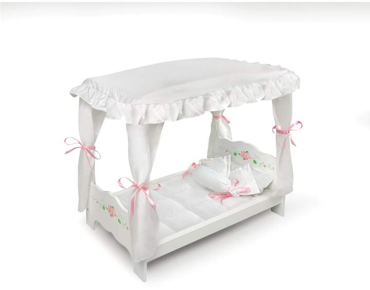 Badger Basket Badger Basket Doll Canopy Bed