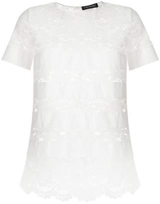 Twin-Set lace blouse