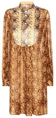 Michael Kors (マイケル コース) - Michael Kors Collection Printed silk dress