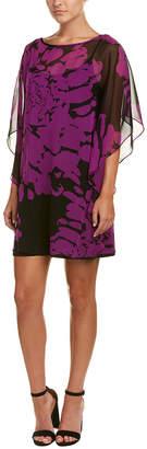 Trina Turk Anissa Silk Shift Dress