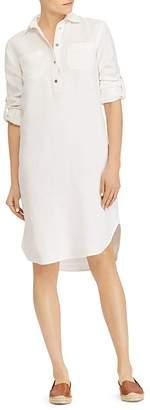 Lauren Ralph Lauren Linen Shirt Dress