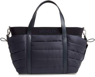 Moncler Nylon Diaper Bag