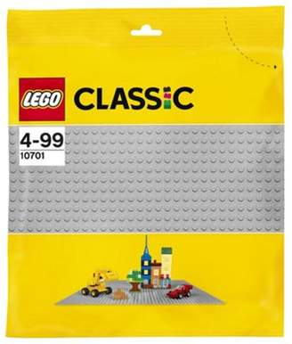 Lego Classic Gray Baseplate 10701 Learning Toy