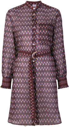 Max Mara printed shirt dress