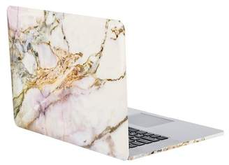 "Winx iHome | Mae 13\"" MacBook Air Pink Marble Laptop Shell"