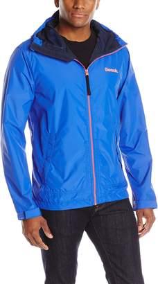 Bench Men's Interrelate-Water Repellent Zip Front Jacket