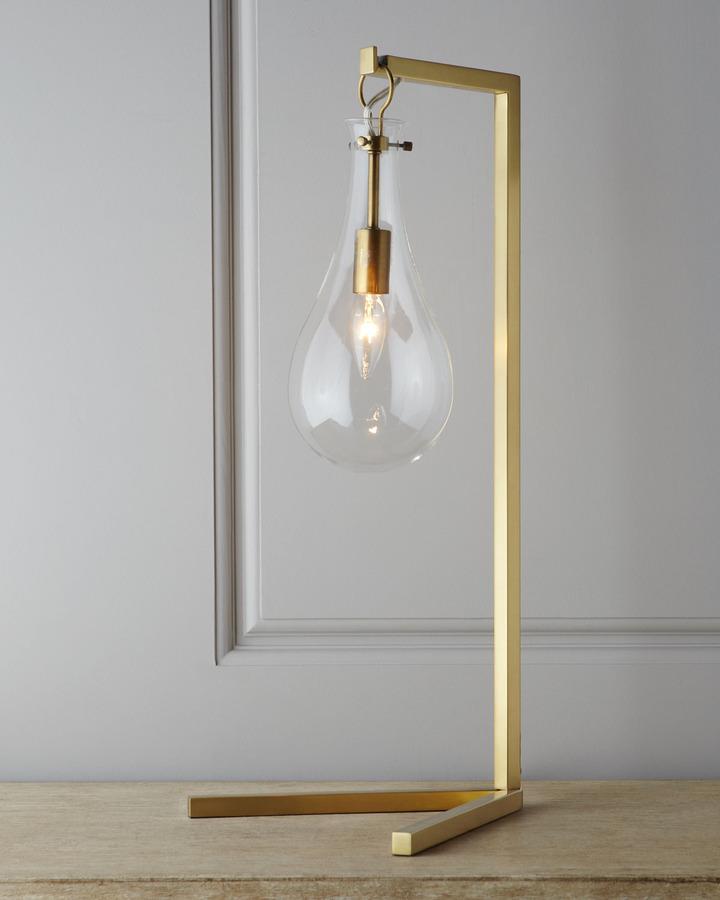 """Horchow Arteriors """"Sabine"""" Desk Lamp"""