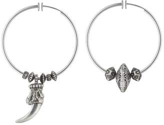 Gucci Anger Forest earrings with claw charms