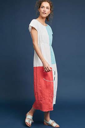 Mara Hoffman Barbara Colorblocked Dress