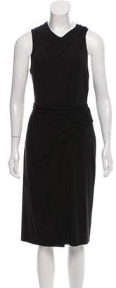 Alexander Wang Draped Midi Dress w/ Tags