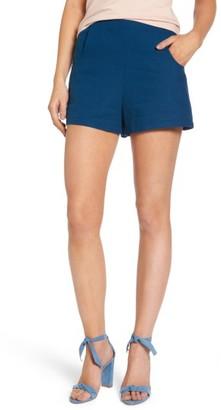 Women's Leith High Waist Shorts $55 thestylecure.com