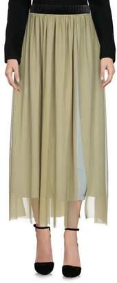 Only 3/4 length skirt