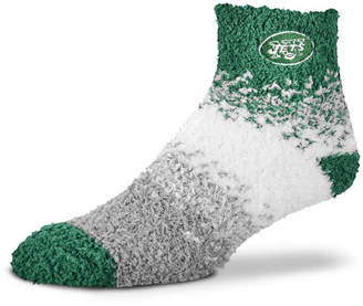 For Bare Feet New York Jets Marquee Sleep Soft Socks