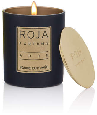 BKR Roja Parfums Aoud Candle, 7.8 oz./ 220 g