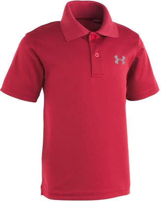 Under Armour Toddler Boys Matchplay Twist Polo Shirt