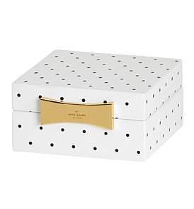 Kate Spade Garden Drive Jewellery Box Spot 10Cm