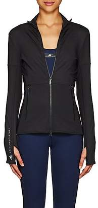 Stella McCartney adidas x Women's Mesh-Inset Jacket - Black