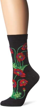 Ozone Women's Apothecary Florals Sock