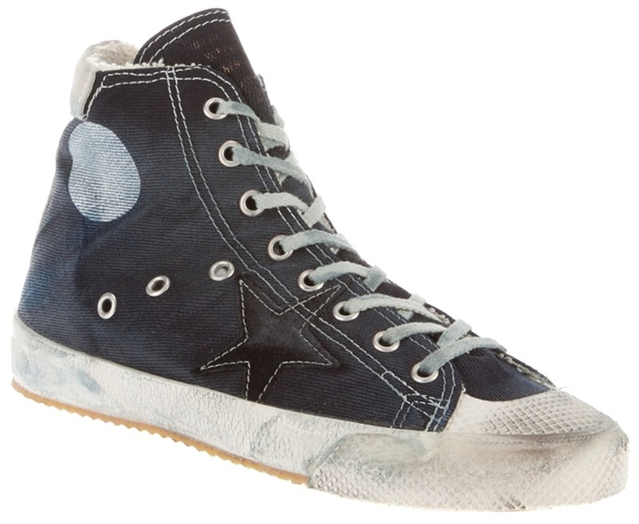 Golden Goose High - top sneaker