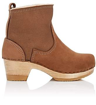 NO.6 STORE NO. 6 Women's Shearling-Lined Ankle Boots - Brown