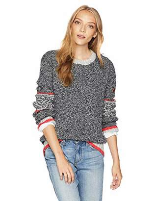 Roxy Snow Junior's Cozy Sound Pullover Crew Sweatshirt
