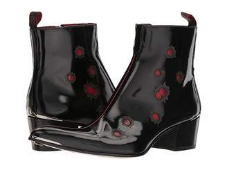 Jeffery West Steel Zip Bullet Boot