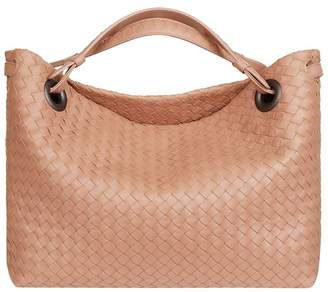 Bottega Veneta Medium Intrecciato Garda Bag