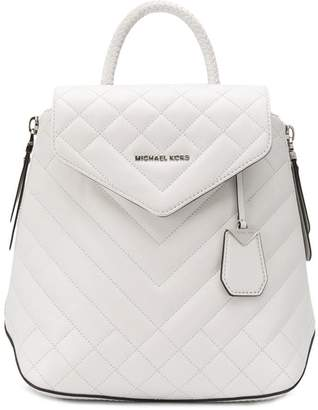 MICHAEL Michael Kors Susannah quilted backpack